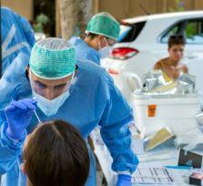1 августа в Республике Кипр 10 новых инфицированных Covid-19