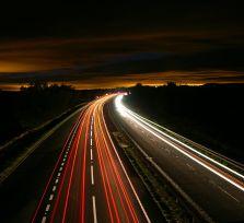216 км/час по хайвэю без страховки