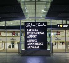 Подозрительный предмет в аэропорту Ларнаки оказался подушкой
