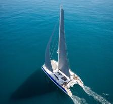 Кругосветка завершена: яхта «Аркадия V» пришвартовалась в Лимассоле