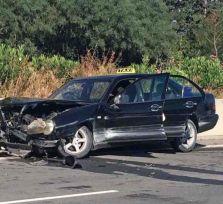 На шоссе Никосия — Ларнака погиб таксист