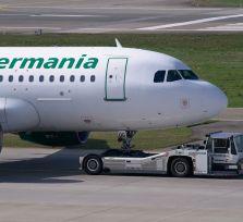 Авиакомпания Germania Airlines объявила себя банкротом