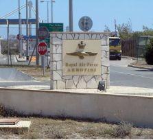 Британские военные предупредили жителей Лимассола, что будут взрывать два дня подряд
