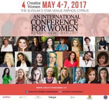В культурной столице Европы начинает свою работу конференция Creative Women