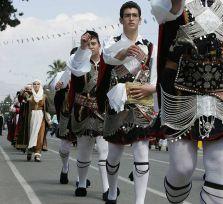 Кипр празднует День независимости Греции (12 фото)