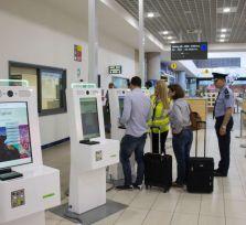 Паспортный контроль в аэропорту становится электронным