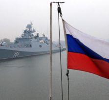 В Лимассол прибыл новейший фрегат Черноморского флота РФ