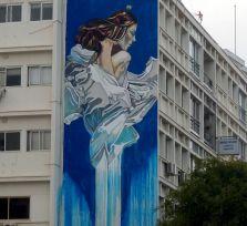 В субботу в Никосии появятся новые граффити