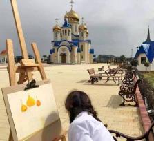 27 марта состоится освящение Царских врат храма Андрея Первозванного
