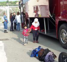 На Кипр приплыли 90 беженцев и два контрабандиста