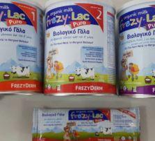 Из кипрских магазинов отозвана партия французской детской питательной смеси