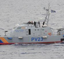 С тонущей яхты «Айя Фотини» спасены трое россиян