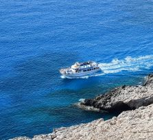 Кипр в октябре: лето передумало заканчиваться