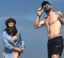 Кипрский футболист и его жена учатся жизни в Корее