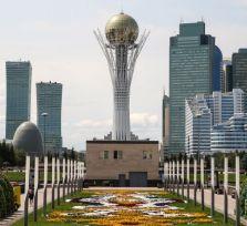 Летим в Казахстан!