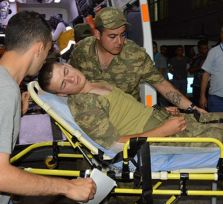 На севере Кипра госпитализированы 35 турецких солдат