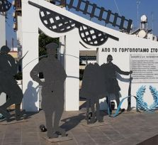 Мэр Айя-Напы: «Какие-то ослы разрушили мемориал солдатам Первой и Второй мировых войн»