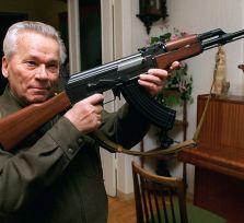 Михаил КАЛАШНИКОВ: «Кто-то перепутал, что мне 85 лет!»
