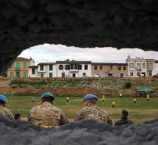 Миротворец ООН выслан с Кипра за кражу часов
