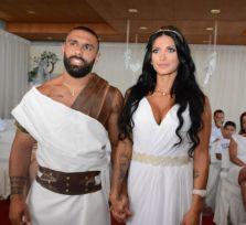 Моя большая древнегреческая свадьба