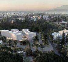 Музей Кипра спроектируют греки