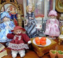 А вы были в музее кукол?