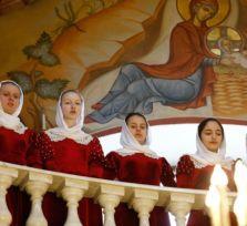 На Кипре начинаются гастроли хора православного приюта «Отрада»