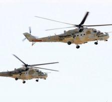 Над Никосией и Лимассолом летают военные вертолеты