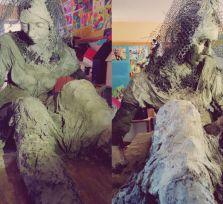 На конкурсе в галерее Саатчи Кипр представит «Мать всех пропавших без вести детей»