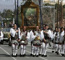 25 марта Кипр отпразднует День независимости Греции