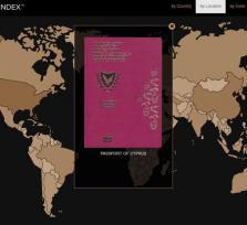 Рейтинг крутости паспортов: Кипр — тринадцатый. То есть 37-й