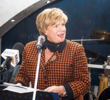 Первой леди Кипра — 70 лет!