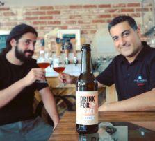 Пейте «самое мирное в мире пиво» ради мира на Кипре!