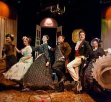 Первый Международный театральный фестиваль «Пять вечеров на Кипре»