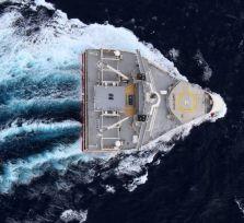 В Лимассол приплыл новый «утюг» из Нагасаки. Он будет искать нефть и газ