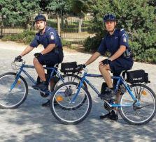 На пляжах Айя-Напы и Протараса появятся полицейские на велосипедах