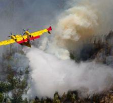 Кипр предложил Португалии помощь в тушении пожара