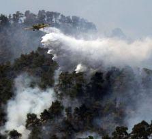 Пожар в горах Троодоса: 78 часов кошмара