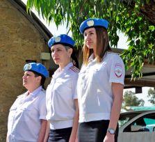 Делегация МВД РФ проинспектировала трех российских миротворцев на Кипре