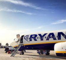 Ryanair будет летать из Пафоса в Берлин