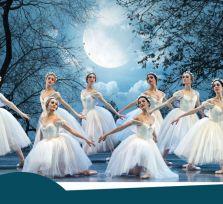 Знаменитый классический балет «Сильфиды»