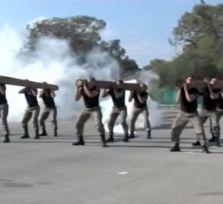 Как на Кипре готовят спецназ (видео)