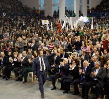 AKEL выдвинула Маласа в президенты второй раз подряд