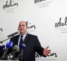 Сэр Стелиос «не заинтересован» быть президентом Кипра