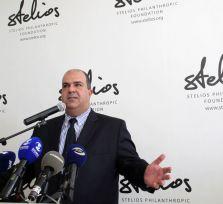 Стелиос Хаджииоанну пожертвовал 100 000 евро кипрским медикам