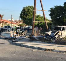 Утреннее ДТП в Лимассоле унесло жизни трех молодых киприотов