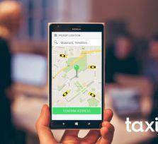 Приложение Taxify добралось до Лимассола. Это удобный сервис заказа такси
