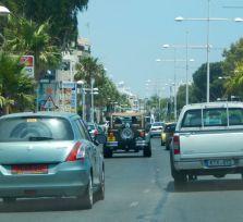 Транспорт — главная причина шумового загрязнения на Кипре