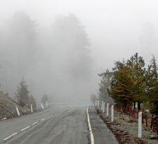 Погода на Кипре 4-5 января: на побережье дожди, в Троодосе — снег