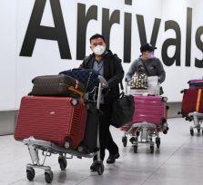 В аэропортах Ларнаки и Пафоса введен досмотр для прибывающих из Китая